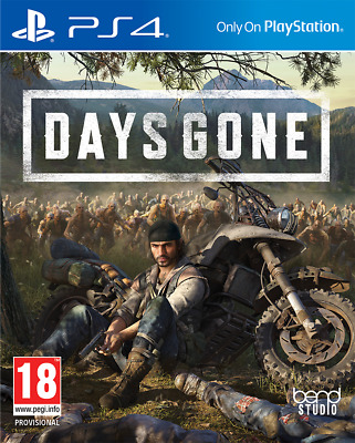PS4 Days Gone - NUOVO SIGILLATO