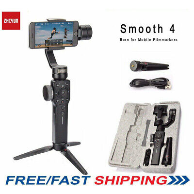 Zhiyun Smooth 4 3-Axis Handheld Gimbal Stabilizer for iPhone Android Smartphone