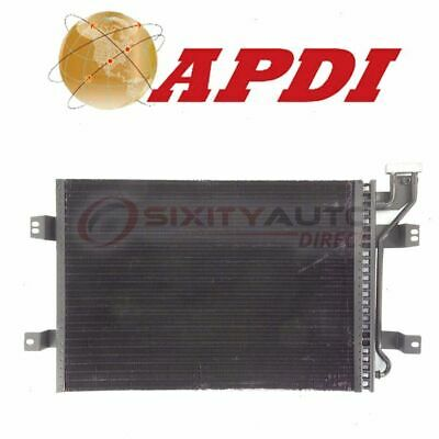 APDI AC Condenser for 1981-1993 Dodge Ramcharger - AC Air Conditioning bi