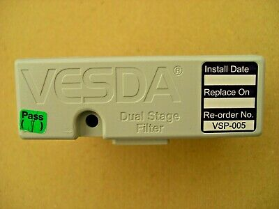 £36 Xtralis Vesda VSP-005 Dual Stage Filter for Vesda Smoke Detector