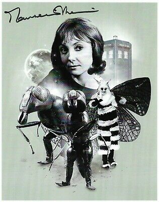 MAUREEN MORRIS Doctor Who Autograph Signed Photo Planet of the Spiders