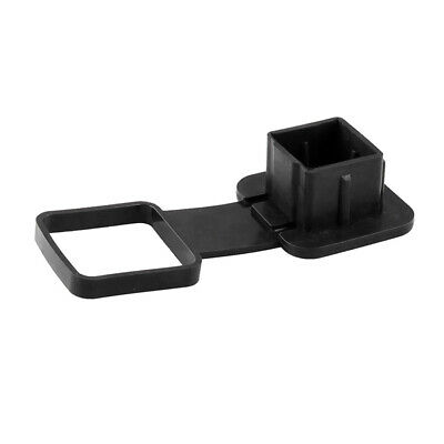 Towing Trailer Hitch Tube Cover Rubber for Toyota Ford Jeep Receiver Hitch Plug