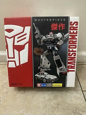 Takara Transformers Masterpiece MP-35Grappe Autobots Action Figures kidsToys