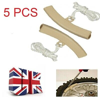 5X Wheel Rim Protector Tyre Remove Edge Motorbike Car Motorcycle Alloy Changing