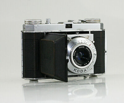 KODAK Retinette Type 017 35mm Film Camera c.1952-54, with Angenieux Lens (AB62)