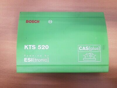 Bosch KTS 520 Diagnostics Module Only fully working