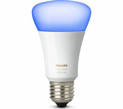 Philips Hue E27 Richer Colors White and Color Light