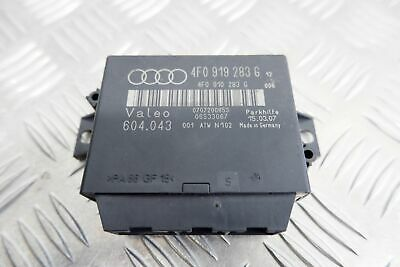 AUDI Q7 2007 PDC Parking Distance Control Unit 4F0919283G