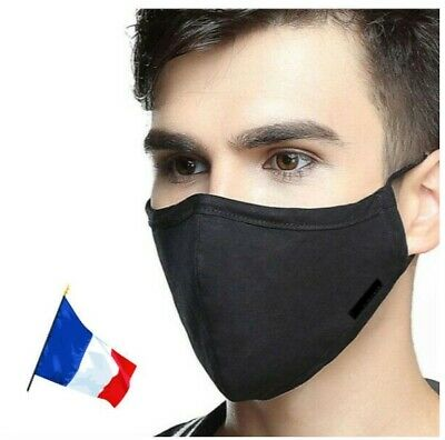 Masque De Protection Lavable Masque Protection Tissu Multi-Usages Reutilisable