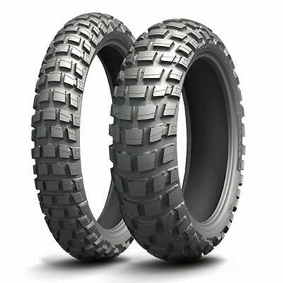 Gomme Moto Michelin 110/80 R19 59R (Anteriore) ANAKEE WILD TL/TT M+S pneumatici