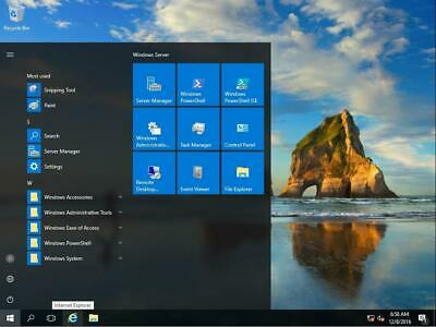 windows 2016 vps 6gb ram 6 cpu 150 gb ssd dedicated vps USA rdp