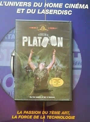 PLATOON DVD zone 1