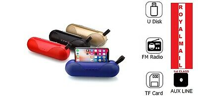New Bluetooth Speakers Portable Wireless Portable Speaker Outdoor iPhone Samsung