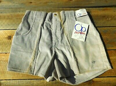 Vintage 70s 80s OP Ocean Pacific Dogtown Era Corduroy Surf Skate Shorts w/Tags