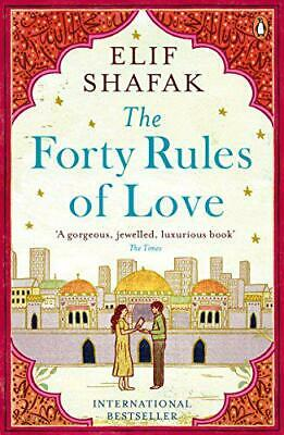 The Forty Rules of Love by Shafak, Elif, NEW Book, FREE & FAST Delivery, (Paperb