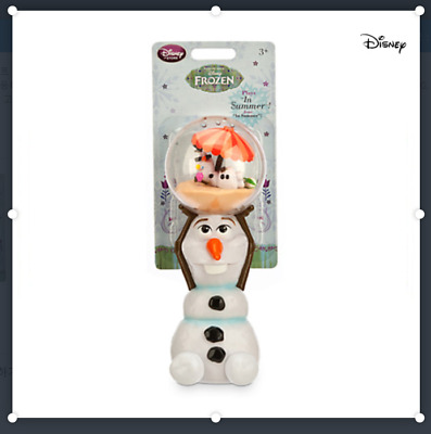 """Disney Store Authentic Olaf Musical Wand Plays"""" In Summer"""" From Frozen - New"""
