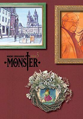 Monster 5: The Perfect Edition by Naoki Urasawa, NEW Book, FREE & FAST Delivery,