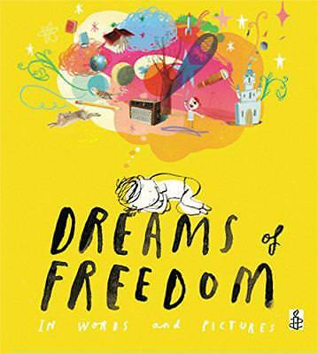 Dreams of Freedom by Amnesty International, NEW Book, FREE & FAST Delivery, (Har