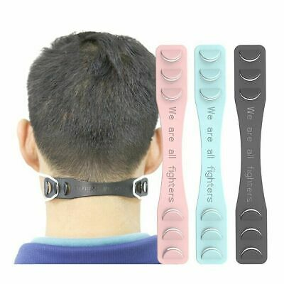 (10 Pack) - Soft Ear Protector Saver  Face Mask Strap Extension Adjustable  USA