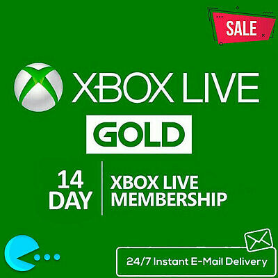 Xbox Live Gold 14 Day + Game Pass 14 Day - Ultimate Code | INSTANT DELIVERY