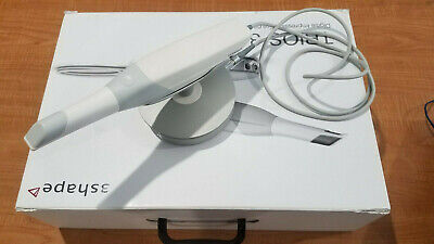 3 Shape Trios Color Scanner, Brand New Lightly Used in Box