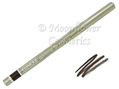 CLINIQUE Quickliner for eyes - twist up eyeliner pencil ☆ BLACK/BROWN ☆ NEW!