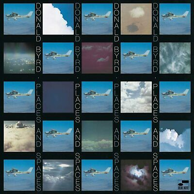 Donald Byrd - Places And Spaces CD New 1997