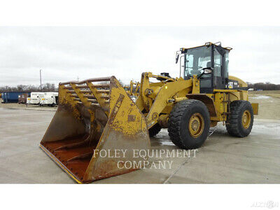 2009 Caterpillar 938H Cat 938 Loader With Bucket Included!