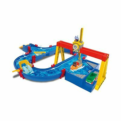 AquaPlay Container Port Water Table Kids Children Toddlers Best Play Water Table