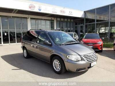 Chrysler Grand Voyager Grand Voyager 2.8 CRD cat LX Auto