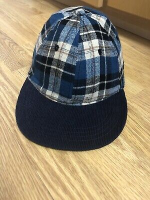 *Low Price* Scruffs Bump Cap- Blue Check- Safety Protective -Workwear-T51611
