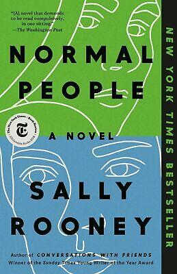 *HOT NEW* Normal People: A Novel by Sally Rooney PAPERBACK 2020 Brand New