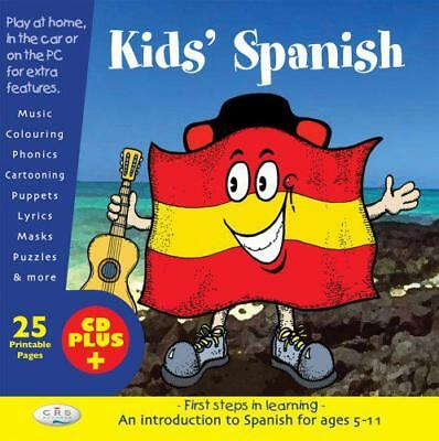 Kids' Spanish: First Steps in Children's Language Learning: First Steps in Learn
