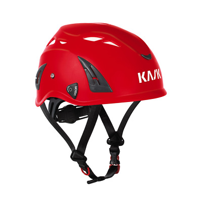 GENUINE KASK PLASMA AQ Work Safety Helmet - New & Boxed in RED