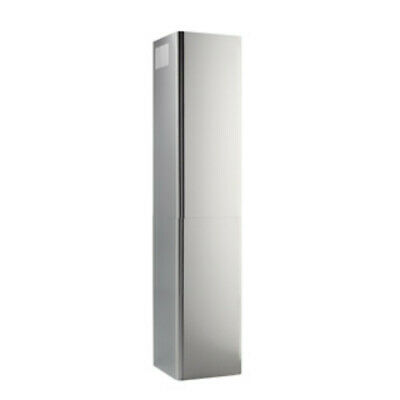 Broan FXNE56 Ducted or Non-Ducted Flue Extension for 10ft. - Stainless Steel