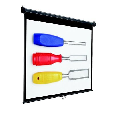 """HERMA 2C743 Manual Pull Down - 100"""" (4:3), Image size 2030mm x 1520mm -"""