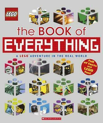 LEGO: The Book of Everything by Scholastic, NEW Book, FREE & FAST Delivery, (Har