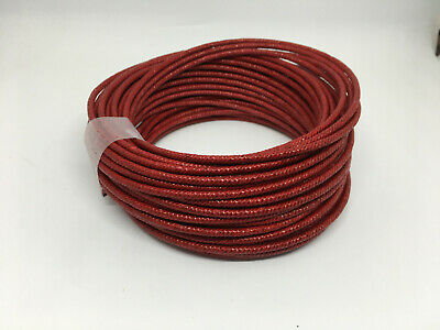 Red 50 FOOT Cannon Fuse AMERICAN MADE 50 foot roll
