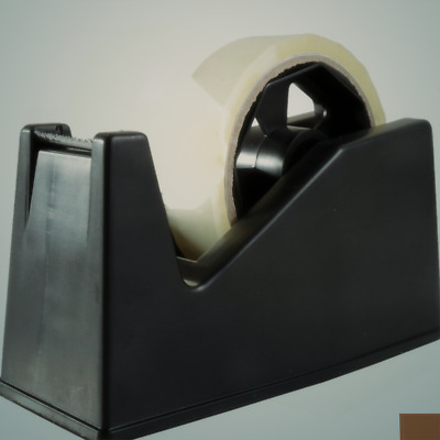 New Desktop Office HEAVY DUTY TAPE DISPENSER Sellotape Cellotape Pack Holder