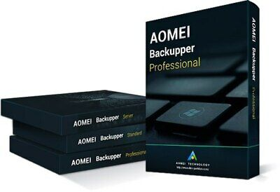 AOMEI Backupper Professional Edition  5.7.0 Licence Key activated