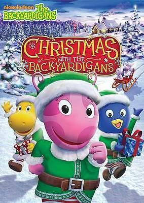 ~ Christmas With The Backyardigans ~ Dvd 2010 Buy 5+ Mixed Get Free Lot Shipping