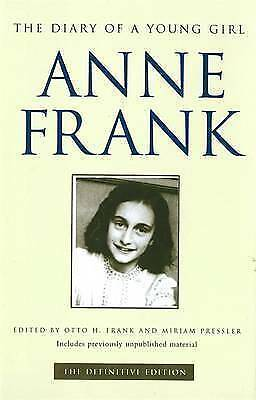 The Diary of a Young Girl: Anne Frank (Definitive Edit... by Anne Frank PDF