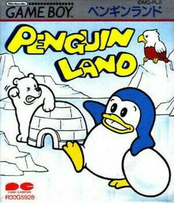 Nintendo GameBoy game - Penguin Land JAP cartridge