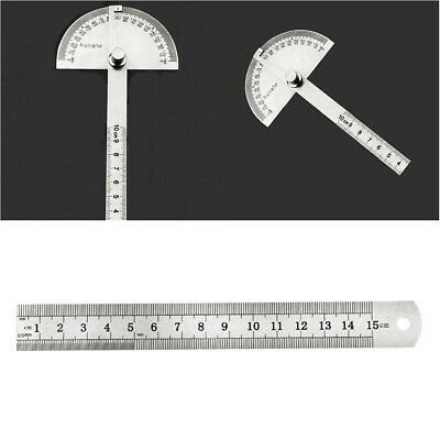 "PVR 1260-600mm//24/"" Stainless Steel Folding Measuring Rule X 120 PCS"