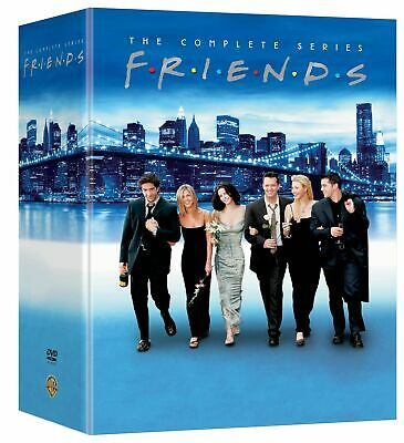 New TV Friends Complete Series Set On DVD Disk Full Seasons Tv Show All Episodes