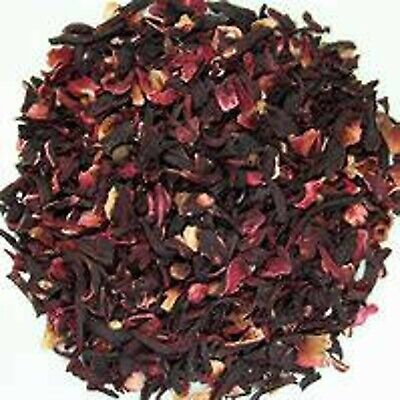 100g-Dried Herbal HIBISCUS FLOWERS – FOR WEIGHTLOSS TEA BREWING & ZOBO DRINK -