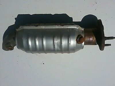 Honda Catalytic converter universal scrap recycling platinum palladium rhodium