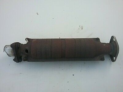 Honda crv end sen Catalytic converter scrap recycling platinum palladium rhodium