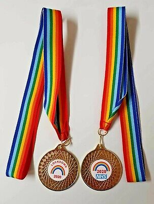 Lockdown 2020 Medals (Donation made to NHS for every medal sold)