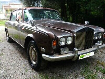 Rolls Royce Silver Shadow, anno 1972, targhe e documenti UK, conservat